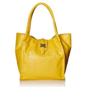 Sam Edelman Weylyn Tuscan Yellow Large Tote